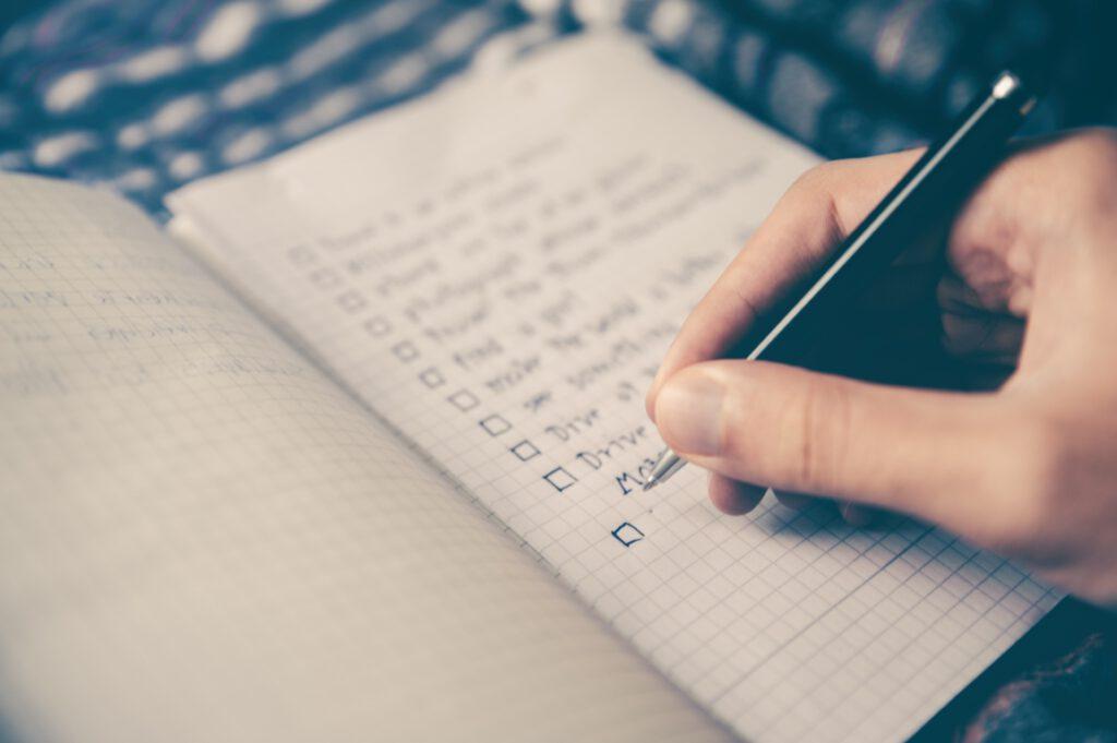 Dlaczego warto robić zakupy z przygotowaną listą zakupów?